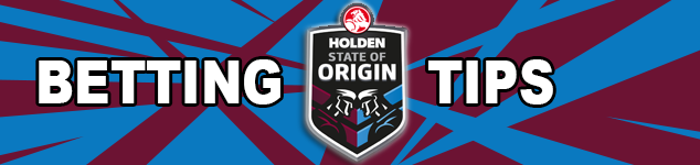 2013 State Of Origin odds and betting. NSW v Queensland series.