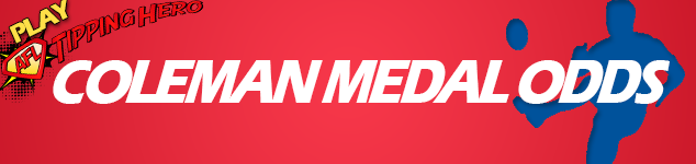 2015 AFL Coleman Medal Odds and Betting tips