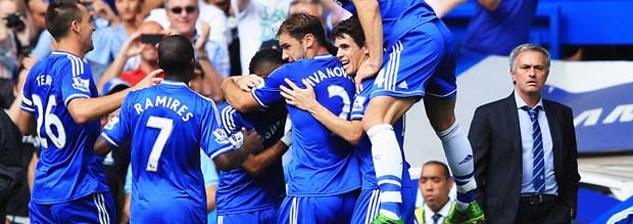Chelsea Odds EPL 2013 / 2014