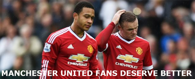 Why Manchester United fans demand the best - and rightly so