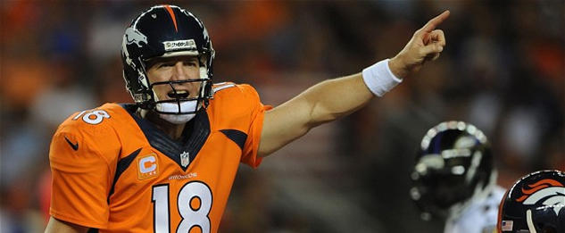 NFL Week 2 odds and betting 2013