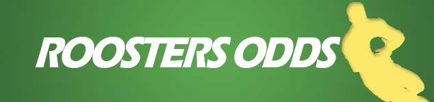 Sydney Roosters NRL betting odds round by round, finals and Grand Final