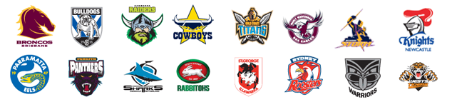2016 NRL Ladder Predictions, Team by Team Betting Tips and NRL team special bets.