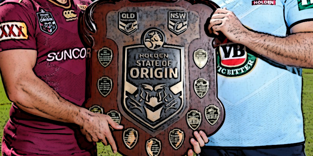 New South Wales early favourites to claim the 2018 State of Origin title