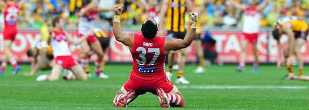 Hawthorn v Sydney odds and betting tips. AFL Finals Week 1 2013