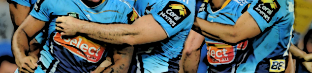Gold Coast Titans $4.00 to make the top eight